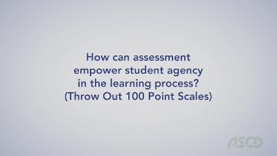 Throw Out 100 Point Scales
