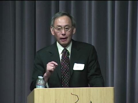A Celebration of the Life of Tony Siegman (a multi-part): Steven Chu, US Secretary of Energy, shares his remembrances of Anthony E. Siegman