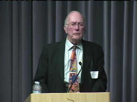 A Celebration of the Life of Tony Siegman (a multi-part): Dr. Charles Towne, University of California Berkeley