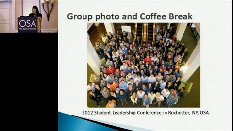 2013 Student Leadership Conference - Chapter Succession – Part 5 of 14