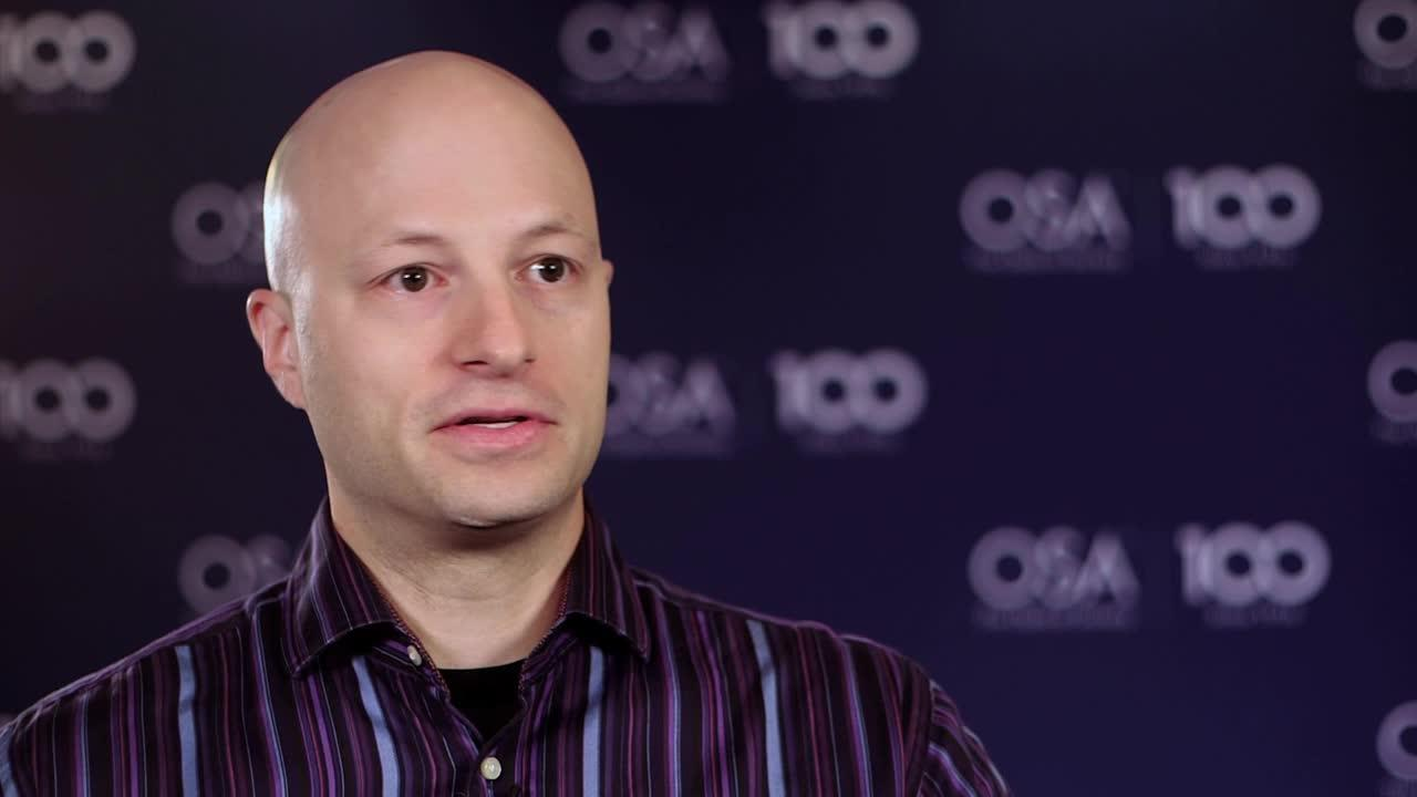 Brian Monacelli talks about the role OSA has had in his career--OSA Stories