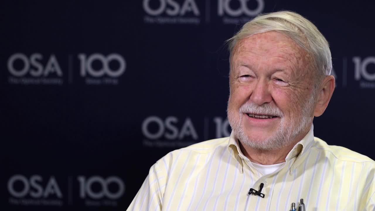 William Peters shares the story of the work the company he founded does--OSA Stories