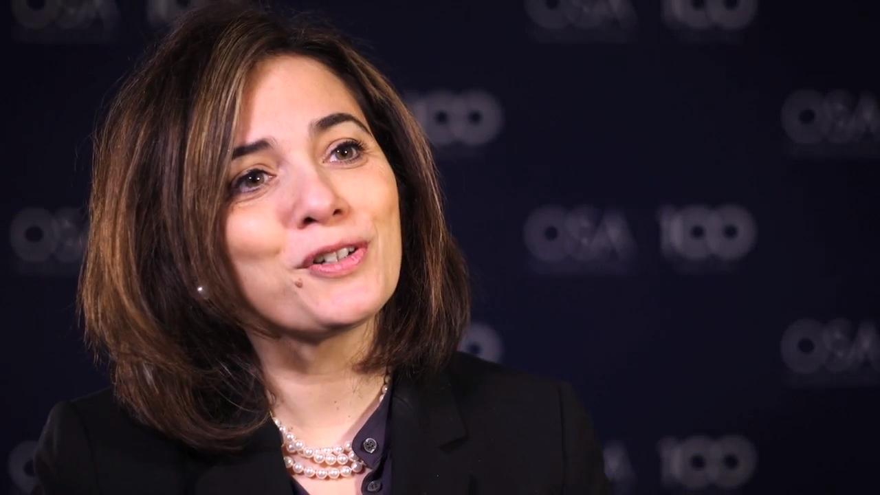 Michal Lipson shares how having parents who were physicists shaped her career--OSA Stories