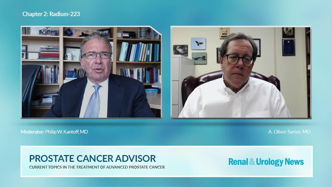 Radium-223: Patient Selection and Timing of Treatment