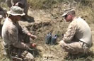 Marines Detonate 30lbs of Explosives