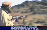 Terrorist Training Camps in the US