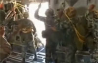 Egyptian Paratroopers Don't Wanna Jump