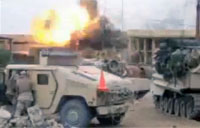 Close Air Support in Fallujah