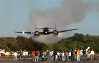 Very Dangerous Beech 18 Low Pass
