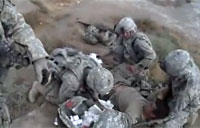 IED Attack Injures Four US Soldiers