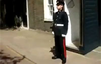 How to Make a Royal Guard Smile