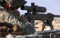 Marine Sniper Takes Down Taliban
