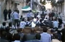 Syrian Protesters Come Under Fire
