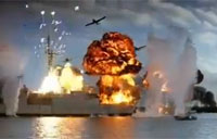Pearl Harbor Movie Attack Scene