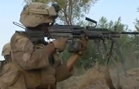 Parajumpers & Marines Fight in Helmand