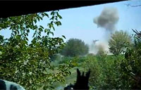 Javelin Fired on Taliban Fighters