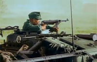 HQ Footage of Nazi Forces in WWII