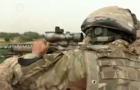 Royal Marines vs. Taliban Fighters