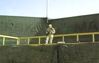 Soldier Busts Guitar Solo in Afghanistan