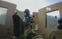 350 Rounds vs. Taliban in 30 Seconds