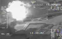 Rocket Strike on Taliban Meeting