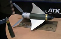 SAS 2012: Arming Small UAVs