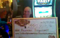 Marine Wins 2.8 Million Dollar Jackpot