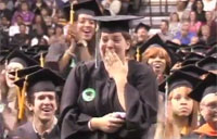 College Grad Gets Awesome Surprise
