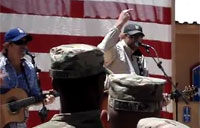 Toby Keith Performs 'Taliban' Song