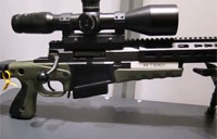 Accuracy International Military Sniper Rifle