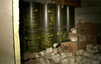 School Rediscovers Bomb Shelter