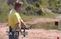 M16A1 Explodes in Guy's Hand