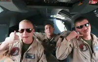 US Military Covers 'Call Me Maybe'