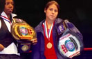 First US Woman Olympic Boxer