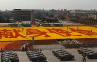 China Celebrates Its Growing Military Might