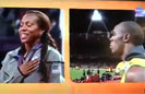 Olympian Stops Interview for Anthem