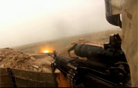 Marines Battle Taliban in Kajaki