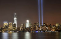World Trade Center Rises from Ashes