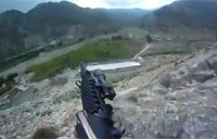 Taliban Ambushes Infantry Patrol