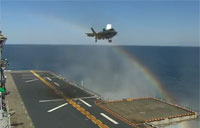 F-35B Takeoff and Landing Test!