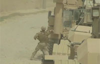 Marines Take Out IED's Under Attack