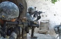 US Army Ambushed in Afghanistan
