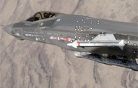 First F-35 AMRAAM Release