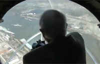 WWII B-17 Pilot Flies Again