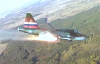 Sukhoi Su-25 Close Air Support