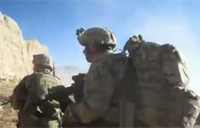 10th Mountain Infantry Firefight