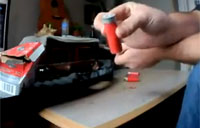 Shotgun Shell Accidently Goes Off!