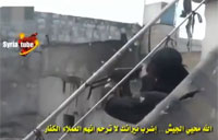 Assad Troops Take Out FSA Fighters