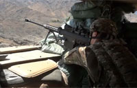 M82 Sniper Rifle in Afghanistan