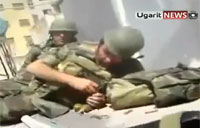 Syrian Army Gets Pinned Down